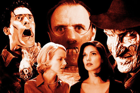 The 25 Best Horror Movies Since The Shining - Vulture | Audience Reaction to Slasher Films | Scoop.it