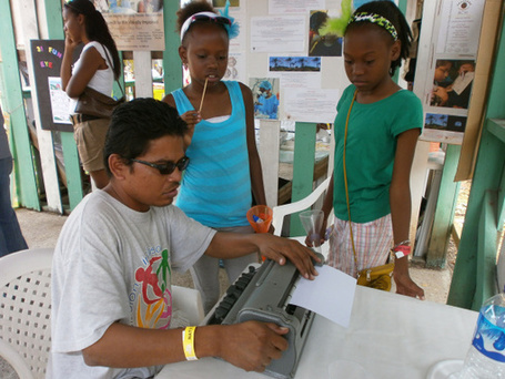 BCVI at the Agricultural Show | Belize in Social Media | Scoop.it
