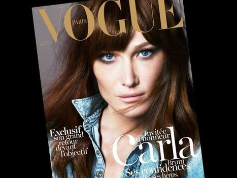 « #ChereCarlaBruni » : Twitter explique le féminisme à Carla Bruni | Shabba's news | Scoop.it
