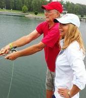 Couple teaches the fly, not the reel - The Daily Citizen | Fish Habitat | Scoop.it