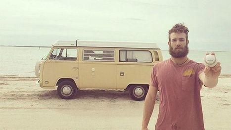 Ce millionnaire du baseball a choisi de vivre dans un camping-car - Le Figaro | Camping-Suisse.info | Scoop.it