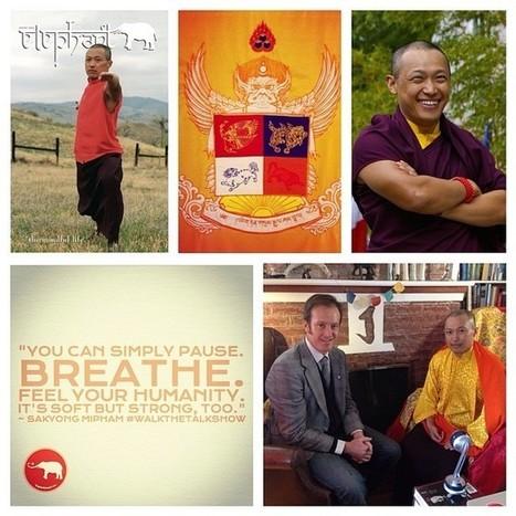 Sakyong Mipham—Is Meditation Selfish?   Leadership and Spirituality   Scoop.it
