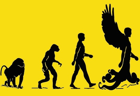 The Secret History of the First Religion Devoted to Evolution | Strange days indeed... | Scoop.it