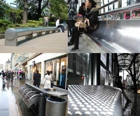 La ciudad hostil: ángulos y púas contra los ciudadanos   ecosistema urbano   Participatory & collaborative design   Diseño participativo y colaborativo   Scoop.it