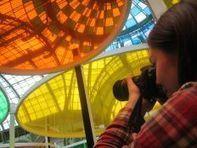 PHOTOGRAPHIEZ MONUMENTA ! | Monumenta 2012 - Daniel Buren | Clic France | Scoop.it