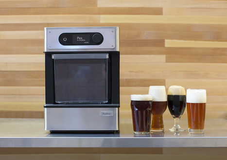 '3D printer for beer': PicoBrew unveils new $499 at-home brewing machine - GeekWire | Public Relations & Social Media Insight | Scoop.it