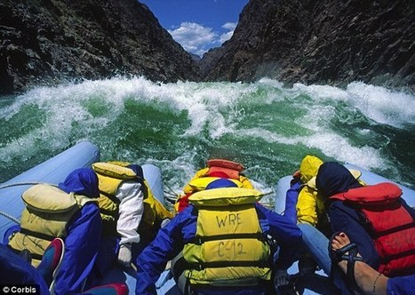 White water wonder: Seeing Arizona's Grand Canyon on a river rafting adventure | Southwest United States | Scoop.it