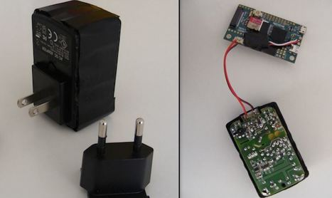 How to Convert a USB Charger Into a Linux Computer | Raspberry Pi | Scoop.it