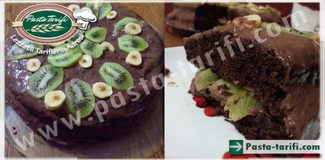 Kakaolu Kivili Pasta Tarifi | Tatlı ve Kurabiye Tarifleri | Scoop.it