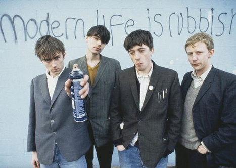 The Songs That Invented Britpop / Features / Music News from THE ...   Media Studies   Scoop.it