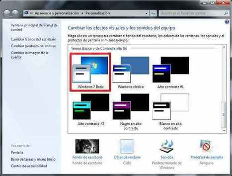 Acelera Windows 7 con estos 10 trucos | Desarrollo de Apps, Softwares & Gadgets: | Scoop.it