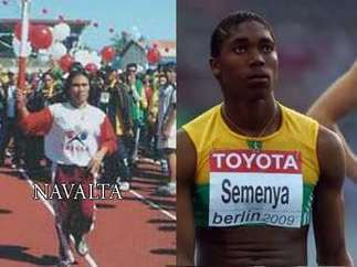 Gender Issues in Athletics: Caster Semenya | World Athletics Track and Field | Scoop.it