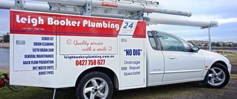 Reliable Plumbing Services | Leigh Booker Plumbing | Scoop.it