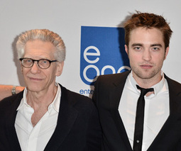 Q&A: Robert Pattinson and David Cronenberg Plumb the Depths of 'Cosmopolis' | NextMovie | 'Cosmopolis' - 'Maps to the Stars' | Scoop.it