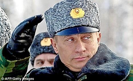 Poutine déclare soutenir la candidature de Sissi à la présidentielle en Egypte | Intervalles | Scoop.it