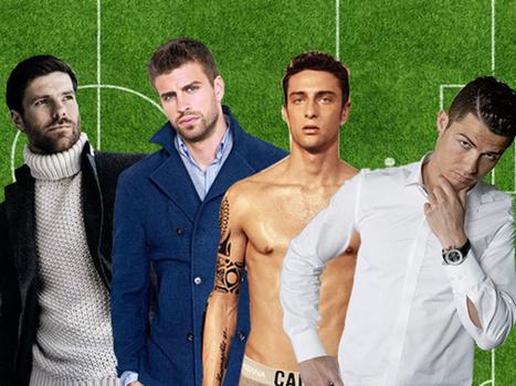 Cuando el campo es la pasarela - Ragap Magazine | Diariofutbol.com | Scoop.it