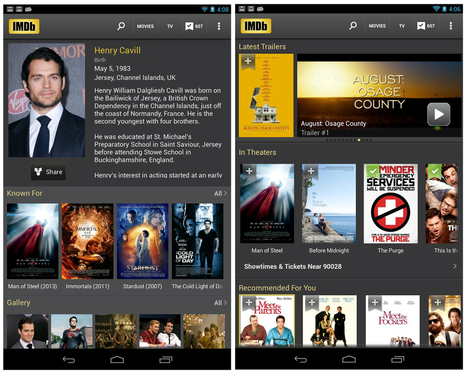 Amp up TV time with these second-screen Android, iOS apps | J320- Television Today | Scoop.it