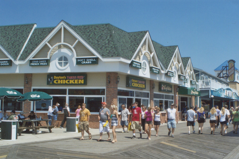 Sand, water & history: A look at OC through the years   Ocean City, MD   Scoop.it