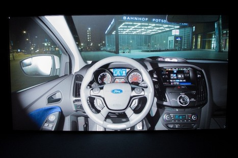 Ford, Where Virtual Reality Is Already Manufacturing Reality | CoCreation & Social Product Development | Scoop.it