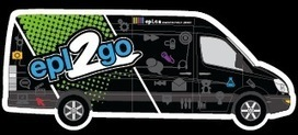 """""""A Food Truck for the Brain"""": First of Four Edmonton Public Library epl2go Literacy Van Hits the Streets 