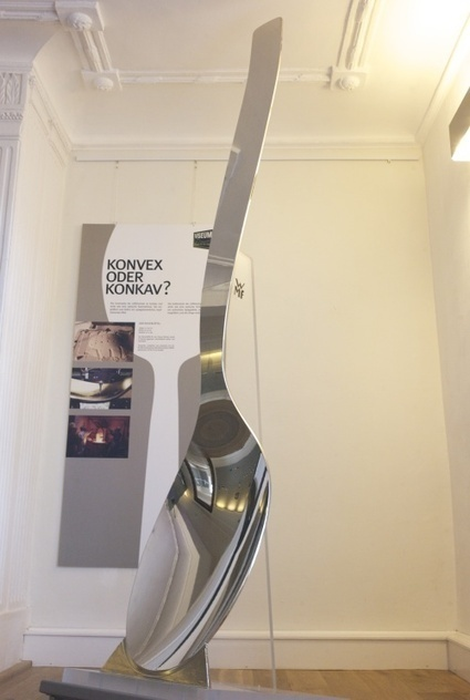 3D printed WMF giant spoon | Big and Open Data, FabLab, Internet of things | Scoop.it