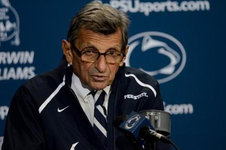 State College, PA - Penn State Football: Joe Paterno Fired; Bradley to be Interim Head Coach | Scandal at Penn State | Scoop.it