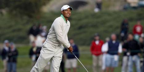 Woods favori des bookmakers | Nouvelles du golf | Scoop.it