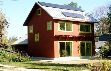 Wisconsin Passivhaus combines three movements: green building, tiny house and sustainable living | Architecture Passive et Positive | Scoop.it