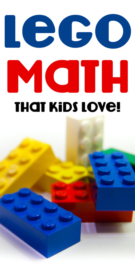 How To Teach Math With LEGOs | Edudemic | Edtech PK-12 | Scoop.it