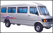 Tempo Traveller 14 Seater | Golden Triangle Tour Package | Scoop.it