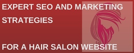 Best Practice SEO and Marketing for a Hair Salon | Mallee Blue Media | Scoop.it