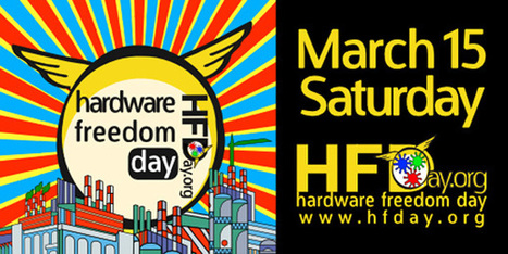 Today is Hardware Freedom Day, go learn how to build stuff - Engadget | Digital Fabrication, Open Source Hardzware, DIY, DIWO | Scoop.it