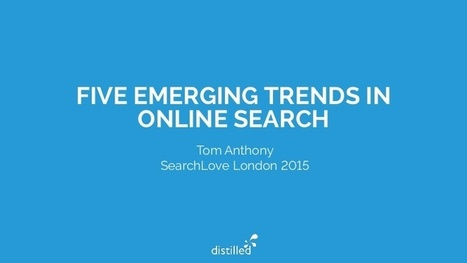 5 Fundamental Changes in Search | Travel Tech and Innovation | Scoop.it