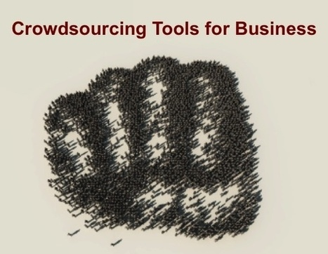 4 Innovative Crowdsourcing Tools for Business | Collective intelligence | Scoop.it