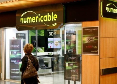 Numericable : les TPE accèdent au Très Haut Débit - LaFibreOptique.com | Le numérique et la ruralité | Scoop.it
