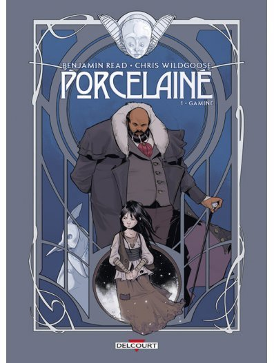 BD - Porcelaine, tome 1 : Gamine - Read & Wildgoose | Concours Adolire | Scoop.it
