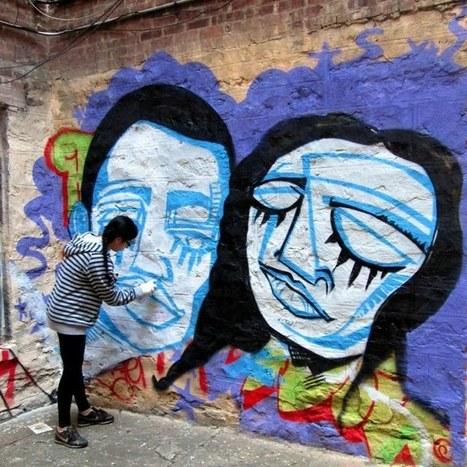 Speaking with Alice Mizrachi | Street art news | Scoop.it