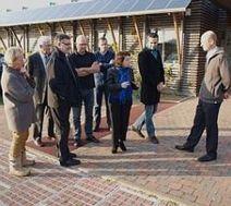 Corinne Lepage, présidente de Cap 21, en visite à la société Auddicé Airele - Actualité Douai - La Voix du Nord | CAP21 Le Mouvement | Scoop.it