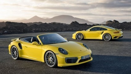 Porsche 911 Turbo S   Gone in 3 Seconds: Six Cars That Reach 60 MPH in Less than 3 Seconds [SLIDESHOW]   itsyourbiz   Scoop.it