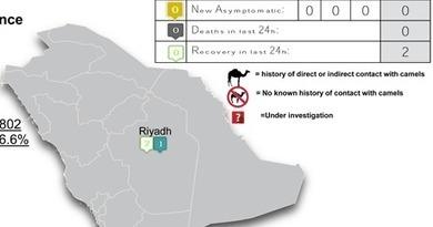 Avian Flu Diary: Saudi MOH: 1 Primary MERS Case In Riyadh   MERS-CoV   Scoop.it
