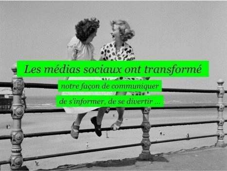 Médias sociaux, les 8 tendances à ne pas manquer en 2014 | Scoop4learning | Scoop.it