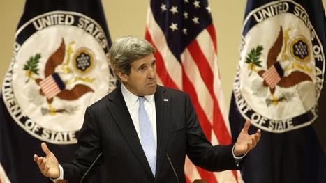 John Kerry speech ominous for Keystone XL pipeline - World - CBC News #IdleNoMore   Climate disruption   Scoop.it