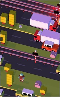 'Crossy Road' is an old-time game that's a load of fun | iOS Games | Scoop.it