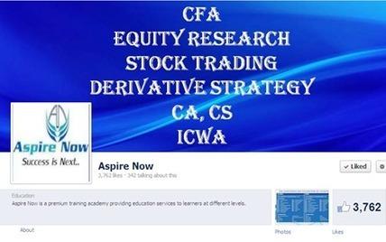 Aspirenow Best CFA Institutes in Delhi | Aspirenow | Scoop.it