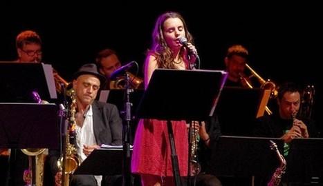 The New Catalan Ensemble amb Andrea Motis & Joan Chamorro (Vic, 12-09-2013) | JAZZ I FOTOGRAFIA | Scoop.it