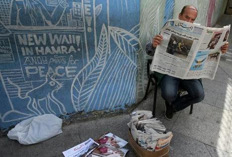 Liban: agonie des quotidiens nationaux, gloire de la presse arabe | DocPresseESJ | Scoop.it