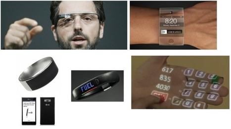 How Social Media and Wearable Technology are Transforming Education #slideshow   Ipad apps   Scoop.it