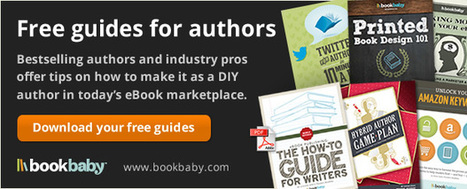 10 ways to promote your self-published book – BookBaby   MioBook...Infografiche!   Scoop.it