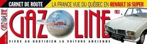 Coup de foudre transatlantique dans le magazine Gazoline N°189 | Renault 16 | Scoop.it