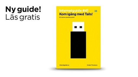 Kom igång med Tails!   Digital kompetens   Scoop.it